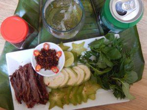 Cách sử dụng món bò một nắng Krongpa chuẩn nhất - Hồn Việt Store