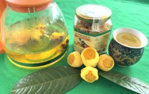 trà hoa vàng Ba Chẽ