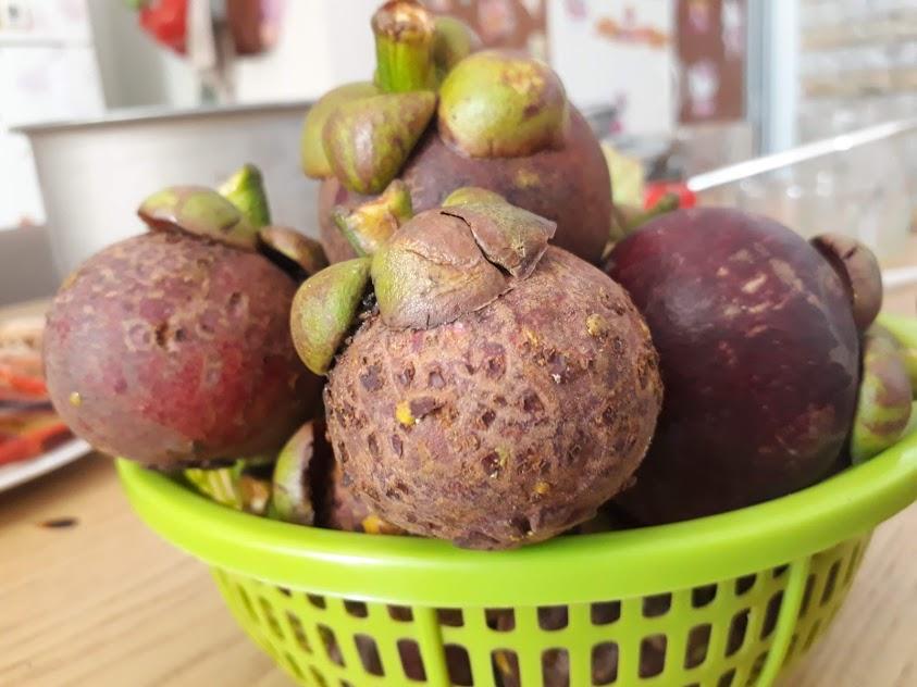 Mẹo chọn trái măng cụt chuẩn nhất - Hồn Việt Store