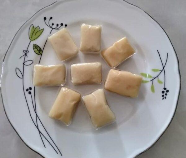 kẹo dừa sáp